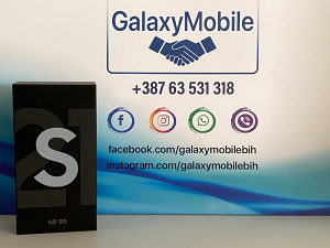 Samsung Galaxy S21 5G White (gar. 3 god.)