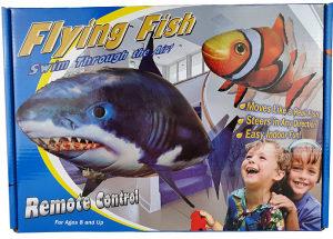 Leteća riba na daljinski, igracke, igracka