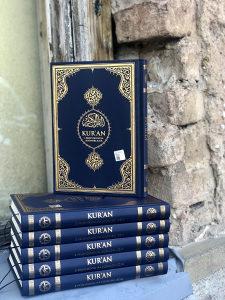 Kuran s prijevodom, Besim Korkut