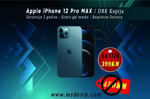 IPhone 12 Pro MAX | DBR Kopija / Dubai Replika | 128GB