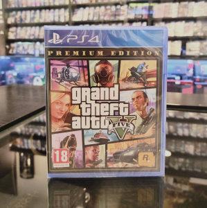 GTA V Premium Edition (PS4) Grand Theft Auto 5