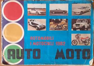 album auto moto iz 1982