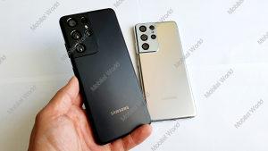 "Galaxy S21 Ultra   Octa Core - NOVO - 6,8"""
