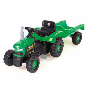 Djeciji traktor sa prikolicom