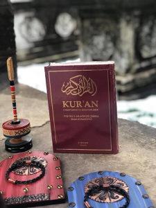 Kuran s prijevodom, Esad Durakovic