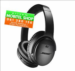 BOSE QuietComfort 35 II wireless headphones bezicne