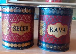 2 YU kutije za kolekcionare