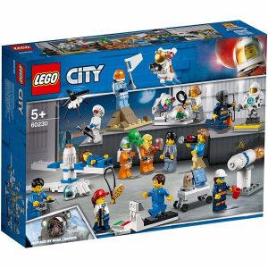 Lego Komplet ljudi: svemirska istraživanja i razvoj
