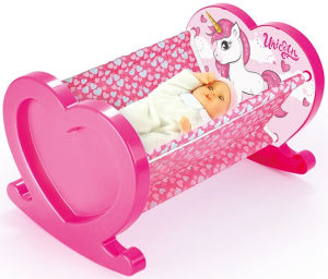 Kolijevka za lutke, Unicorn Dolu, igracka, igracke