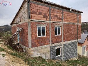 SIGENX prodaje: Novoizgrađena kuća / Zabrđe / Novi Grad
