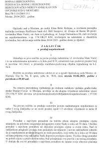 Nekretnina Mostar poslovni prostor