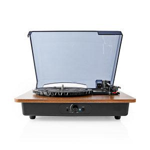 Gramofon Nedis 9W Bluetooth Retro AUX (30664)