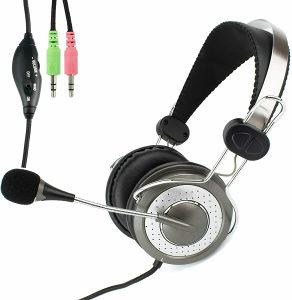 Slušalice sa mikrofonom Genius HS-04SU