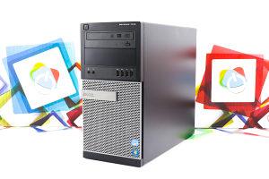 Računar Dell 7010; i5-3470; 500GB HDD; 8GB RAM