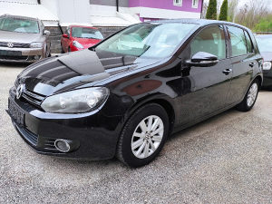 VW GOLF 6, 1.6TDI 2012g, ALU-NAVI-061819197