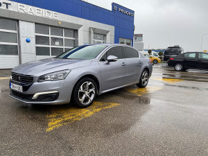 PEUGEOT 508 ALLURE 2,0 Blue Hdi 180 KS EAT6 S