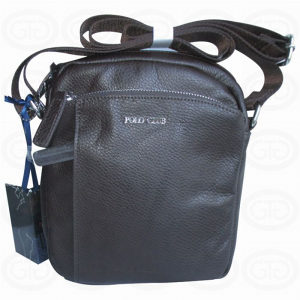 Muška kožna torbica Harvey Miller Polo torba