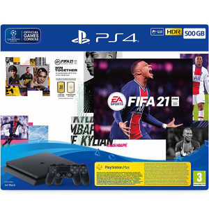 PLAYSTATION 4 PS4 500GB F CHASSIS + FIFA 21
