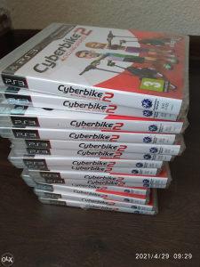 Cyberbike 2 PS3 ORIGINAL 15 komada