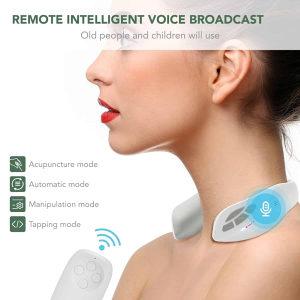 Pulsni pametni smart masažer za vrat