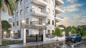 Stan u Mahmutlaru-Alanya-Turska