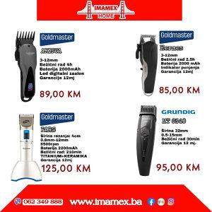 Aparati za brijanje i šišanje  Imamex Home