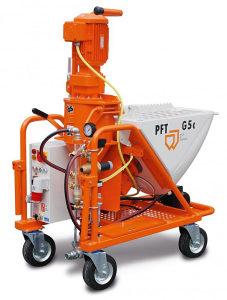 Masina za masinsko malterisanje PFT G5c