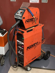 Co2 aparat za varenje Kemppi KempoWeld 4000W/400 Ampera
