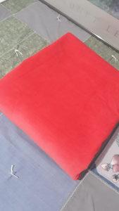 Materijal za sivenje  SOMOT SITNI 110x230