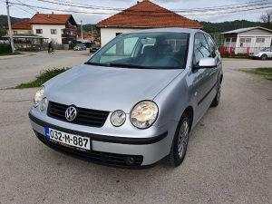Volkswagen Polo 1.4TDI 2003g Klima Reg 12.2021g