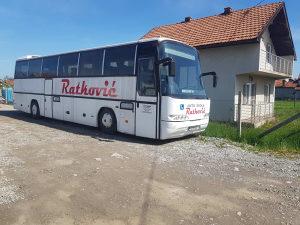 Autobus Renault, SCANIA, NEOPLAN  dijelovi