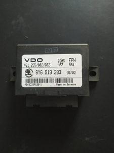 Parking modul Skoda Fabia 6y6 919 283