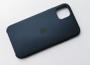 Originalna maska za iPhone 11 maskice tamnoplava