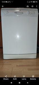 Mašina za suđe Zanussi