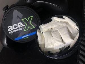 snus AceX superwhite