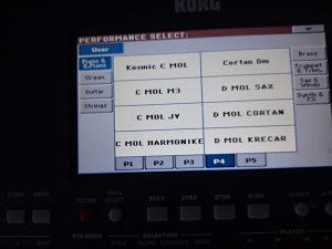 Klavijatura Korg PA600
