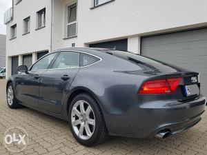 Audi A7 TSI 2012 god. 4G Lijevi prag