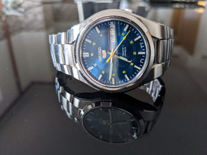 Seiko 5 automatski ručni sat