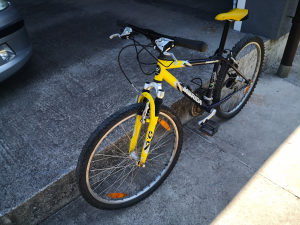 """Biciklo merida 26""""ram M"""