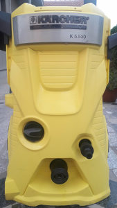 Karcher K 5.530 140 bari wap masina za pranje auta