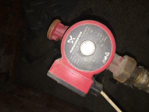 Pumpa za grijanje grundfos