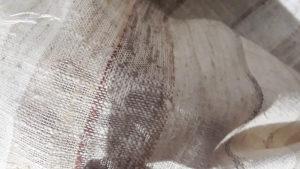 Materijal za sivenje lan 150x150