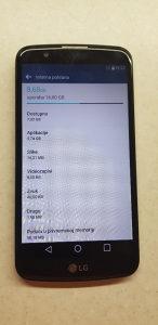 LG K10 4G Mobilni telefon kao nov!
