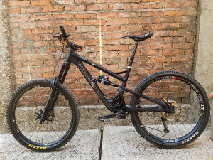 Canfield brothers Balance (enduro, downhill, dh, trail)