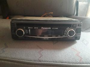 CD Player Panasonic Mp3 Aux Cd