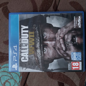 Ps4 Call of Duty WWI