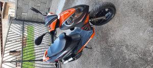 Skuter keeway ry6 50cc malossi kit