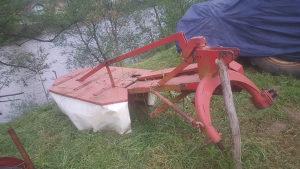 Traktorska rto kosa