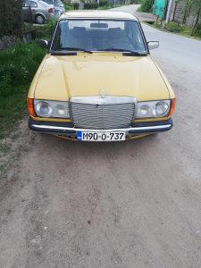Mercedes 123 200d