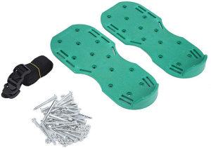 Vrtne dvorišne cipele za održavanje ventilacije trave